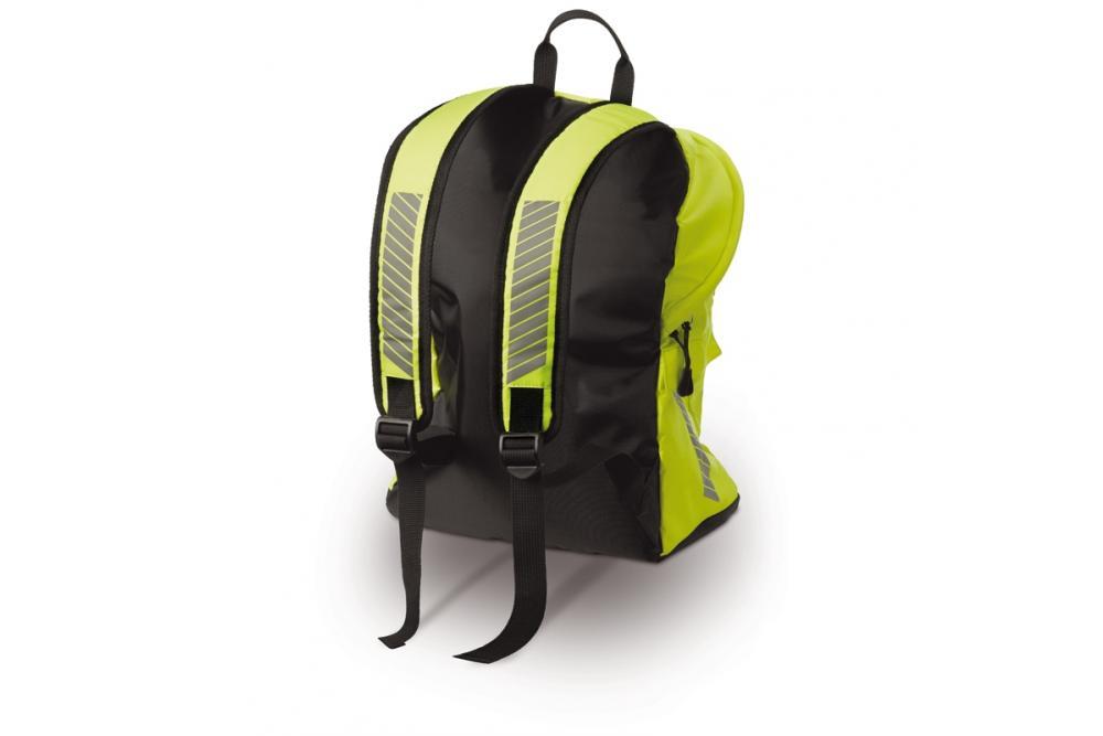Fritid - Fritid - Ryggsäck i fluorescerande gult - Ryggsäck i ... 0e1d6d91059b0