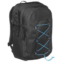 158823 sporty computer backpack 990 black