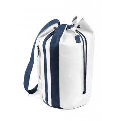 bagbase bg227 white french navy